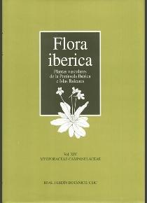 Flora iberica xiv myopperaceae campanulaceae