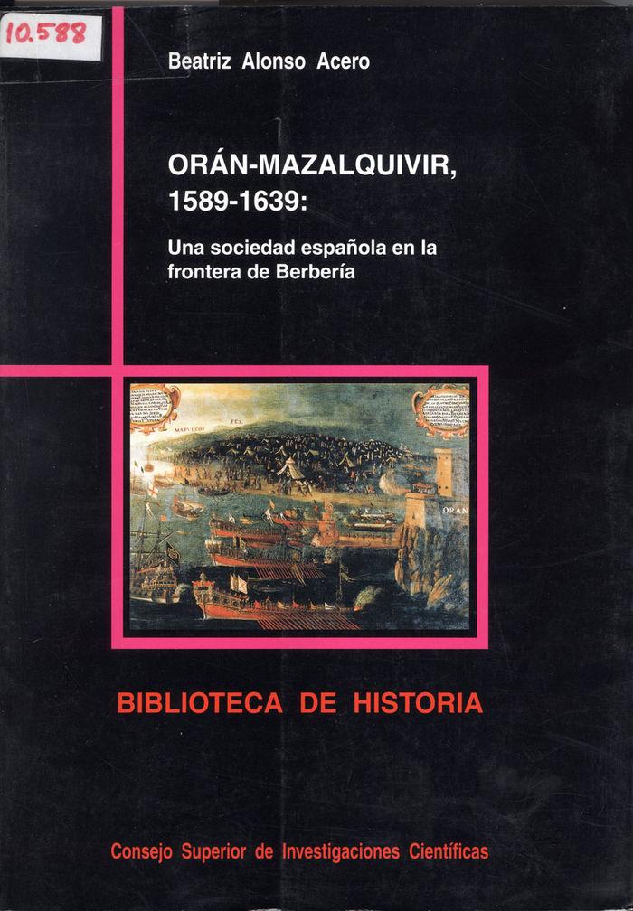 Oran mazalquivir