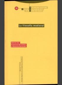 Filosofia medieval,la