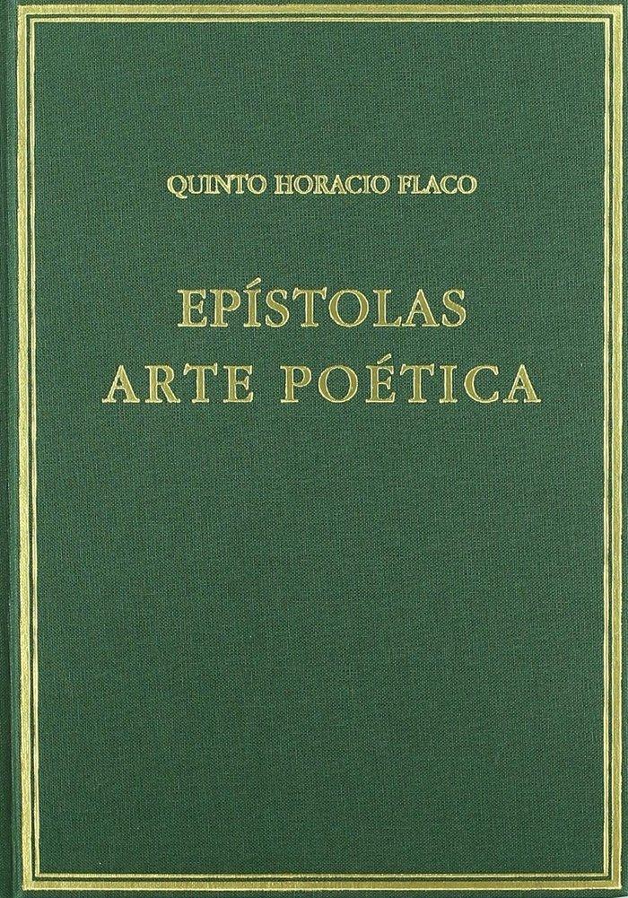 Epistolas arte poetico