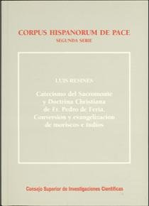 Catecismo sacromonte doctrina cristiana de fr.pedro d