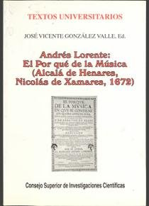 Andres lorente el por que de la musica alcala de henares