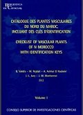 Catalogue des plantes vasculaires du nord du maroc, incluant