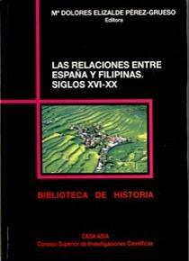 Relaciones entre españa y filipinas siglo xvi-xx