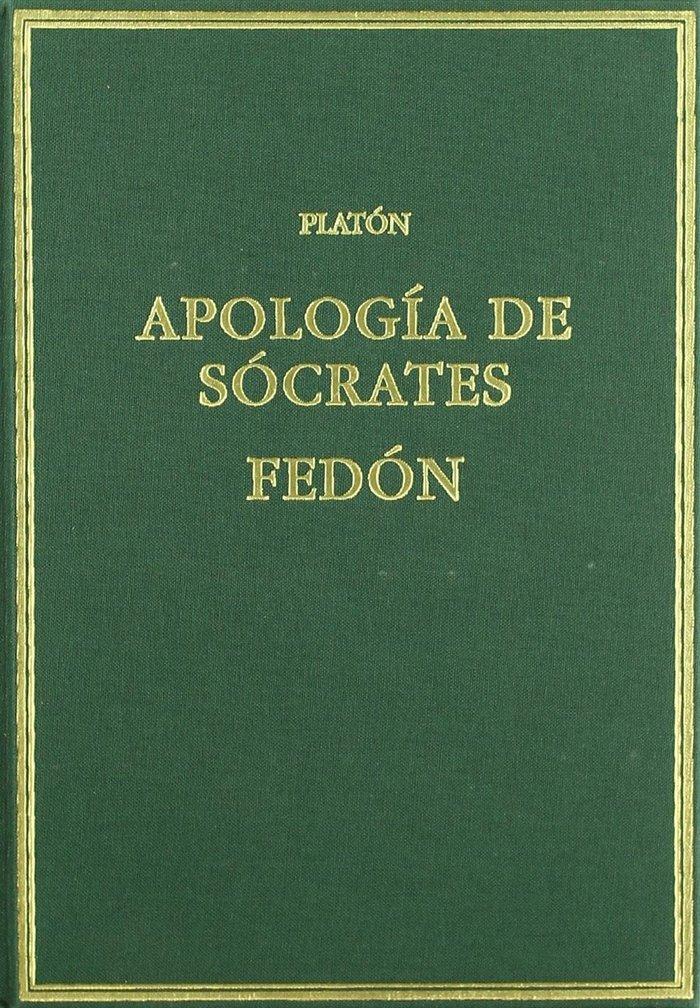 Apologia de socrates fedon