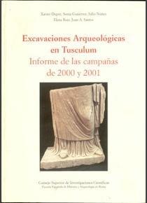 Excavaciones arqueologicas en tusculum