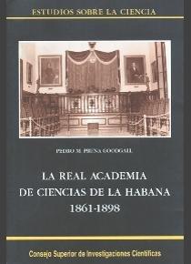 Real academia de ciencias de habana 1861-1898