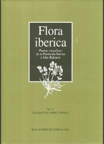 Flora iberica x araliaceae umbelliferae
