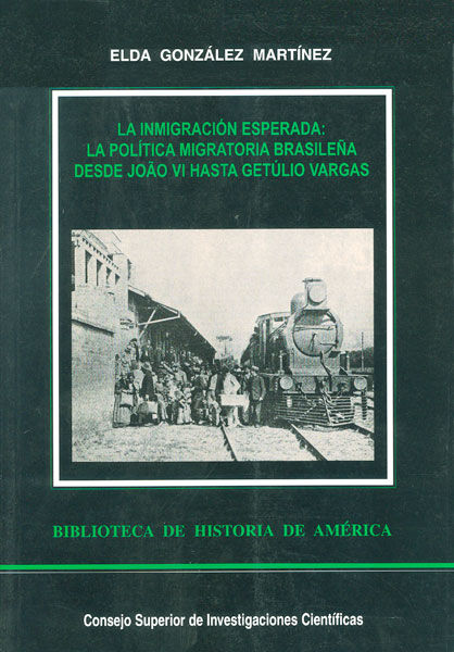 Inmigracion esperada politica migratoria brasileña joao vi