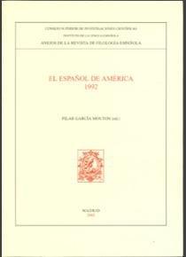 Español de america 1992