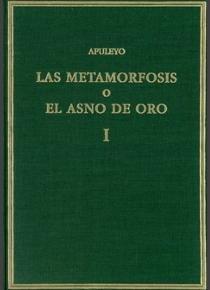 Metamorfosis o asno de oro i