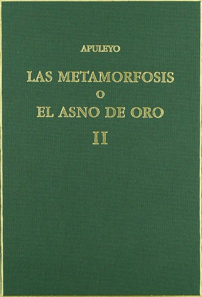 Metamorfosis o el asno de oro ii