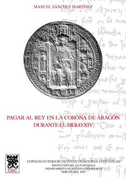 Pagar al rey en la corona de aragon durante el siglo xiv