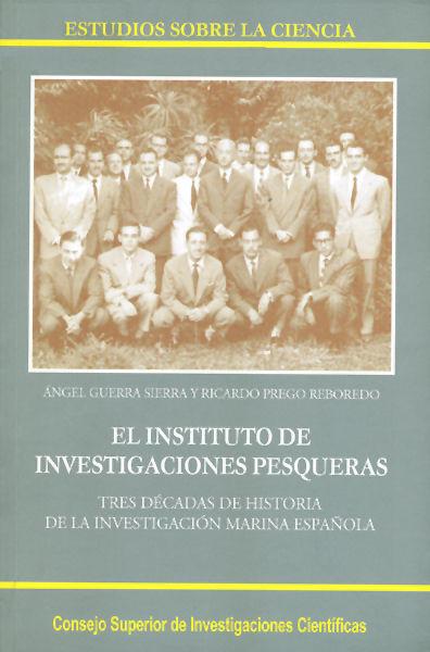 Instituto de investigaciones pesqueras