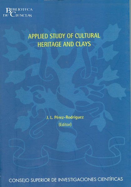 Applied study of cultural heritage and clays