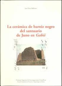 Ceramica barniz negro del santuario juno en gabii
