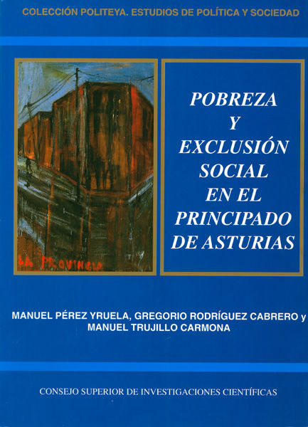 Pobreza exclusion social principado asturias