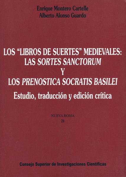 Libros de suertes medievales