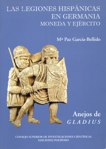 Legiones hispanicas en germania,las