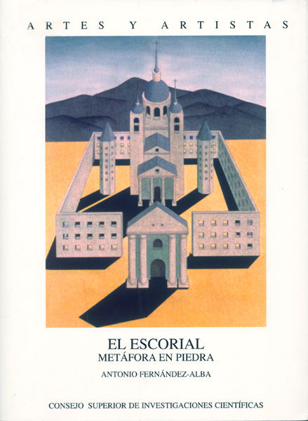 Escorial metafora en piedra