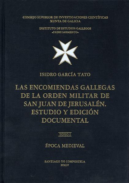 Encomiendas gallegas i epoca medieval
