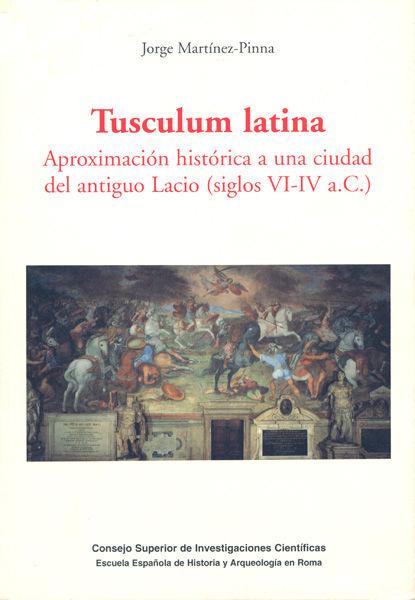 Tusculum latina