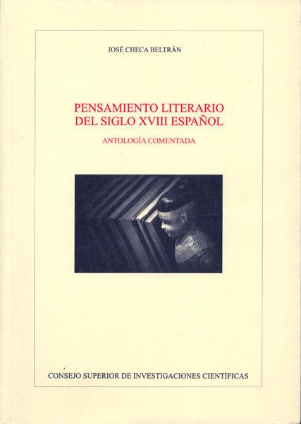 Pensamiento literario del s xviii español