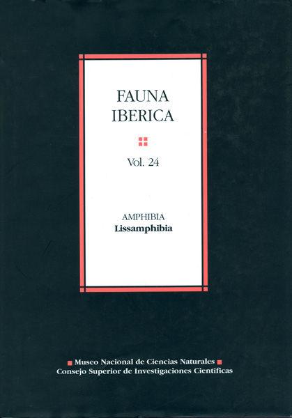 Fauna iberica 24 amphibia lissamphibia