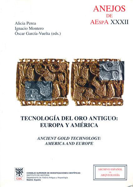 Tecnologia del oro antiguo europa y america