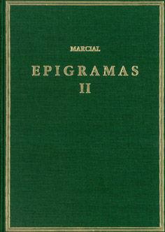Epigramas vol.ii