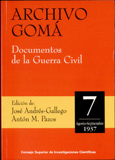 Archivo goma documentos guerra civil 7 agosto-sept 1937