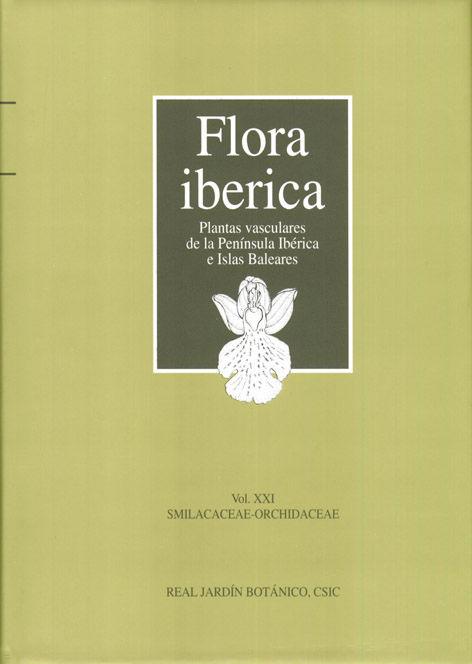 Flora iberica xxi plantas vasculares penin.iberica e ib