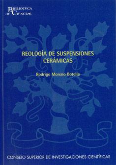 Reologia de suspensiones ceramicas
