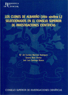 Clones de albariño,los seleccionados en el csic