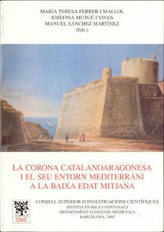 Corona catalanoaragonesa i el seu entorn mediterrani