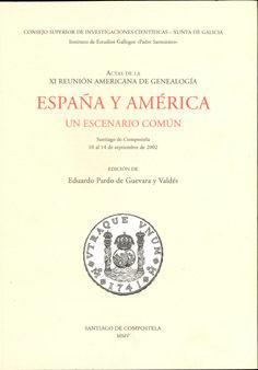 España y america un escenario comun actas xi reunion america