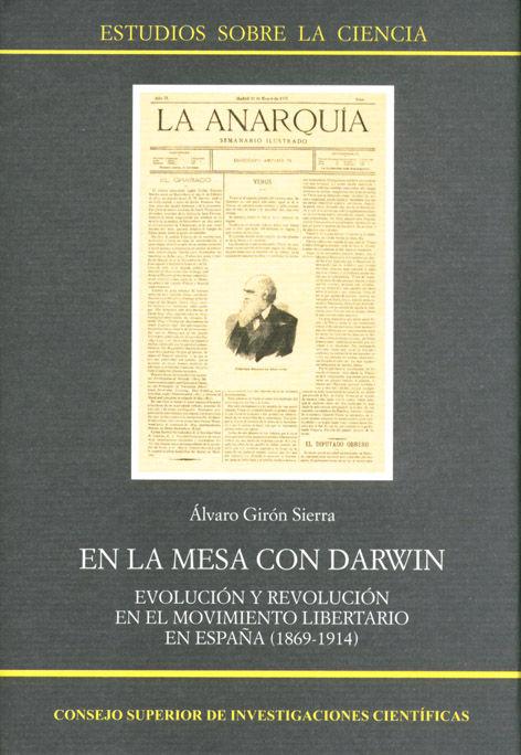 En la mesa con darwin evolucion y revolucion movimiento