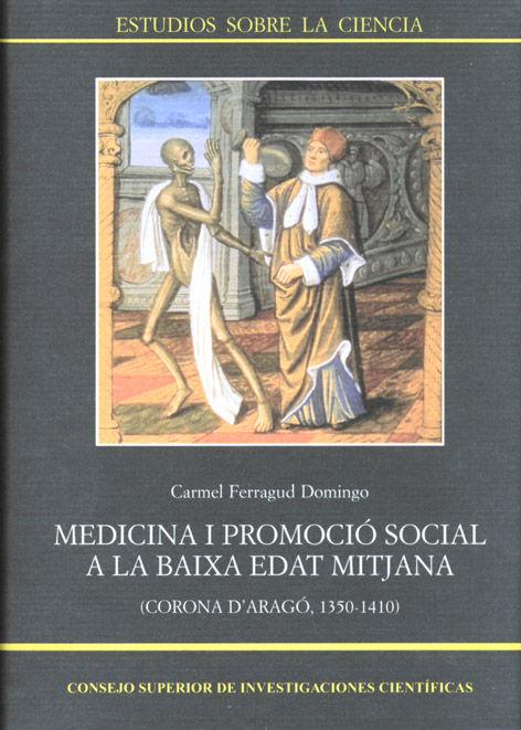 Medicina i promocio social baixa edat mitjana