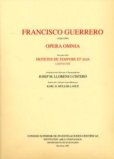 Opera omnia vol.xiv motetes de tempore et alia lxxvi-cvii