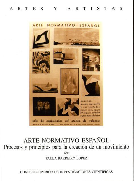 Arte normativo español