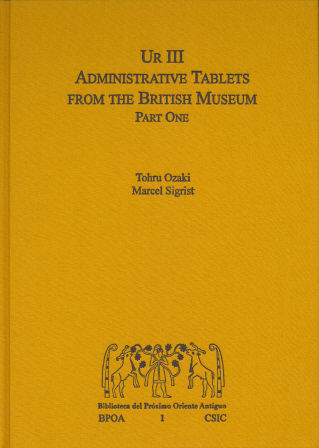 Ur iii admin.tablets from british museum part one