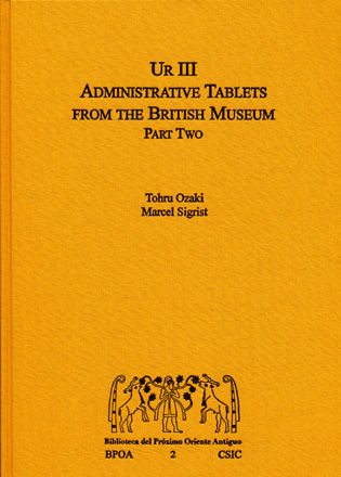 Ur iii admin.tablets from british museum part two
