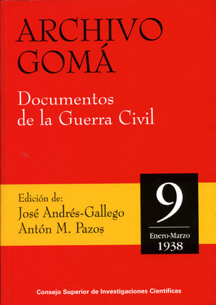Archivo goma 9 documentos guerra civil