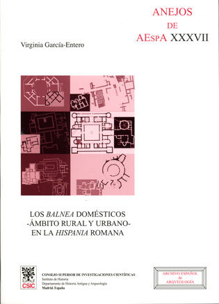 Balnea domesticos ambito rural y urbano hispania romana