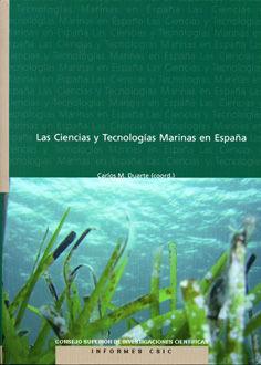 Ciencias y tecnologias marinas en españa,las