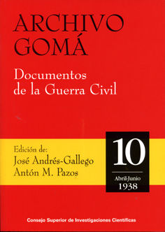 Archivo goma 10 documentos guerra civil