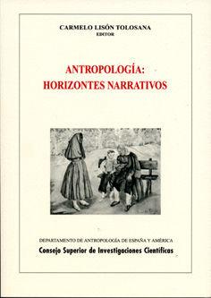 Antropologia horizontes narrativos