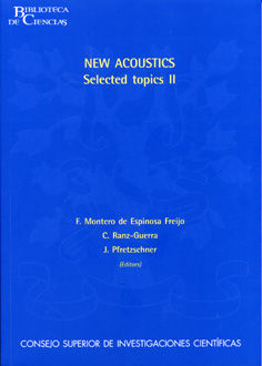 New acoustics selected topics ii