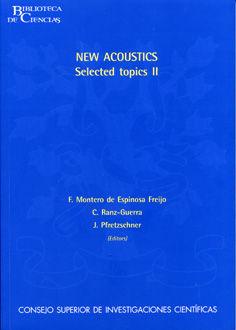New acoustics selected topics ii