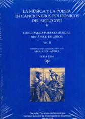 Musica y poesia cancioneros polifonicos v vol.ii